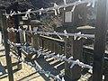 Binded Omikuji at Kiyomizu-dera.JPG