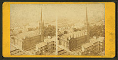 Bird's-eye view from St. Patrick's church towards Carrollton, by Theodore Lilienthal.jpg