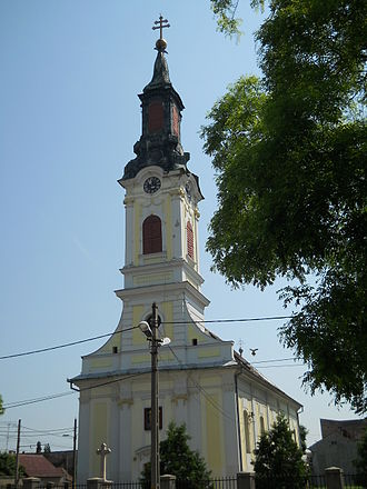 1702 in architecture - Serbian Church in Arad