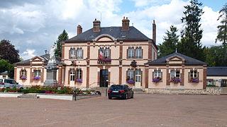 Bléneau Commune in Bourgogne-Franche-Comté, France
