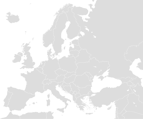 Blank map Europe with borders.png