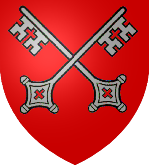 Remiremont Abbey - Image: Blason Remiremont