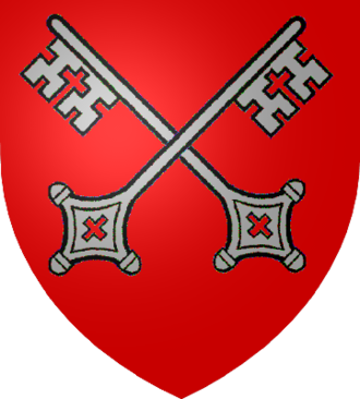 Remiremont Abbey - Image: Blason Remiremont