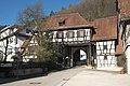 Blaubeuren Kloster Torbau 890.jpg