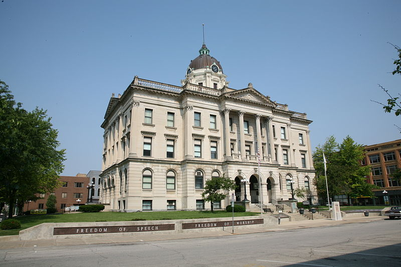 Bloomington, IL City Hall