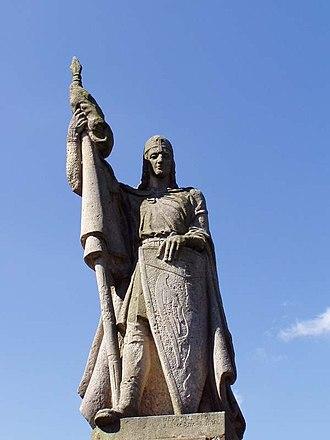 Bořitov - Image: Bořitov, svatý Václav