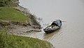 Boat - Riverbank Matla - Canning - South 24 Parganas 2016-07-10 4651.JPG