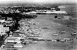 Boats docked along the bayfront- Miami, Florida (8801531788).jpg