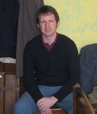 Bob Stanley (musician) - Image: Bob Stanley in Essex, taken in 2009 (cropped)