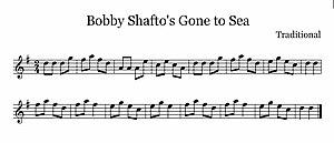 Bobby Shafto's Gone to Sea - Image: Bobby Shafto