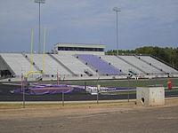 Bobcat Stadium, Hallsville, TX IMG 5270.JPG