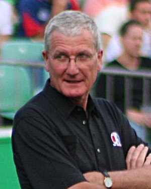 Bob Willis - Willis on the commentary team at Taunton, 2007