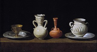 Still Life with Pots