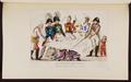 Bodleian Libraries, Le gâteau des rois, tiré au Congrès de Vienne en 1815- Napoleon Bonaparte premier consul s'est rendu à Notr.png