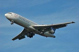 Syrian Air - Syrian Air Boeing 727-200 Adv.