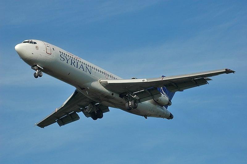 File:Boeing 727 Syrian.jpg