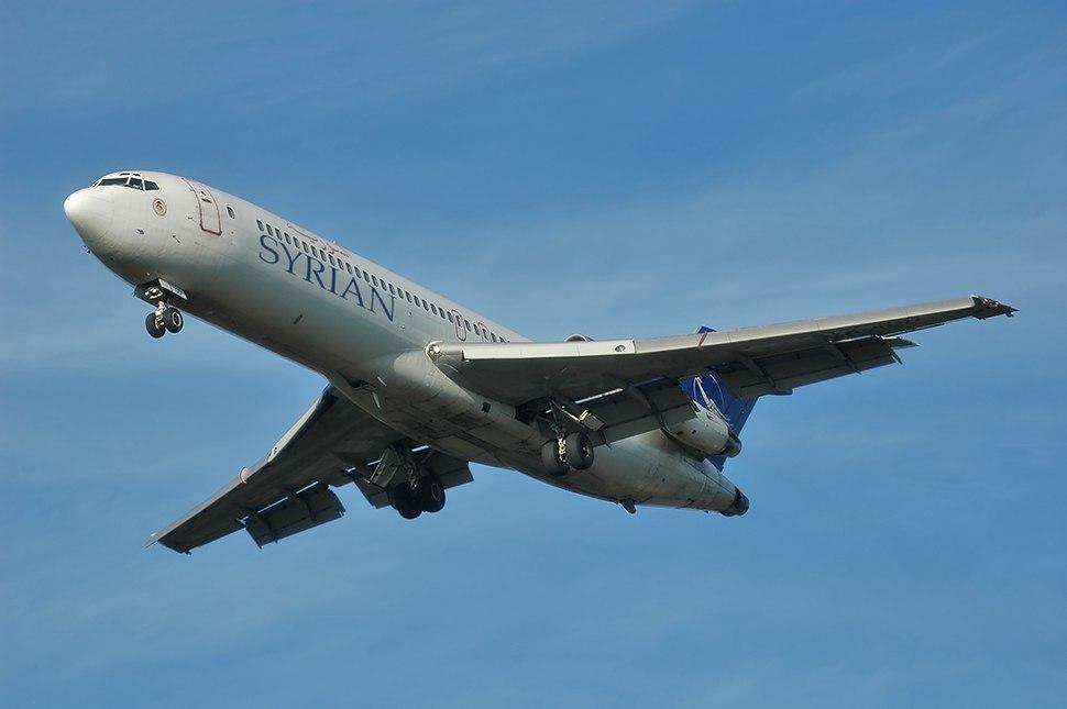 Boeing 727 Syrian
