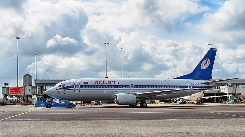 Власти Евросоюза закрыли воздушное пространство для самолетов Беларуси