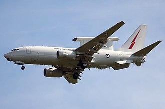 Boeing 737 AEW&C - Royal Australian Air Force Wedgetail