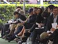Bono and Ali Hewson at daughter's graduation 2012.jpg