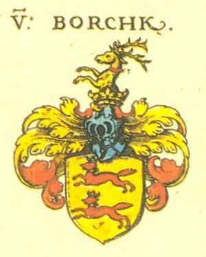 Sidonia von Borcke - Image: Borcke Siebmacher 171 Sachsen