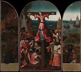 Wilgefortis Triptych