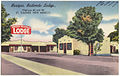 Bosque Redondo Lodge, Highway 60 and 84, St. sic Sumner, New Mexico.jpg