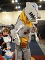 BotCon 2011 - Transformers cosplay - Grimlock (5802070943).jpg