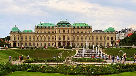 The Belvedere Palace, an example of Baroque architecture Botanischer Garten Der Universitat, Wenen, Oostenrijk Aug 02, 2019 04-27-11 PM.jpeg