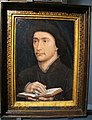 Bottega di rogier van der weyden, ritratto d'uomo, fortse guillaume fillastre, anni 1430.JPG