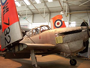 Eine Boulton Paul Sea Balliol