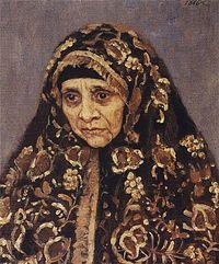 Boyaryna Morozova by V.Surikov - sketch 11.jpg