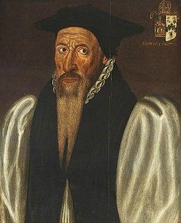 Thomas Bickley English bishop