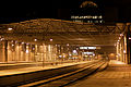 Braga Train Station at night.jpg