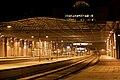 Braga Train Station at night.jpg