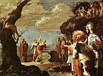 Bramer, Leonaert - The Sacrifice of Iphigenia - c. 1623.jpg