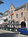 Bree, horecapand Michielshuis aan de Markt 8 RM70855 foto1 2011-09-03 12.58.jpg