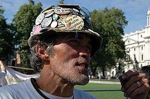 Brian Haw - Brian Haw, September 2005