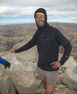 Brian Robinson (hiker) American hiker