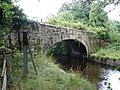 Bridge, on the former Moretonhampstead railway line - geograph.org.uk - 1418245.jpg