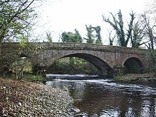 Wennington, Lancashire a village located in Lancaster, United Kingdom