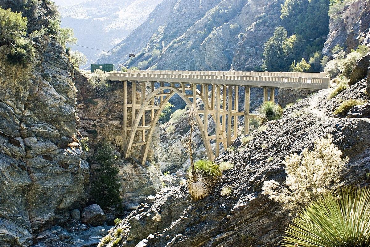 CategoryBridge to Nowhere San Gabriel Mountains – Wikimedia Commons