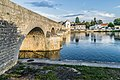 Bridges over the Cher river in Montrichard 01.jpg