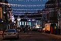 Bridgwater High Street Christmas lights (2019).JPG