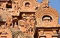 Brihadishwara Temple, Dedicated to Shiva, built by Rajaraja I, completed in 1010, Thanjavur (14) (23643852468).jpg