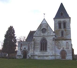 Brionne - Image: Brionne Eglise Saint Denis