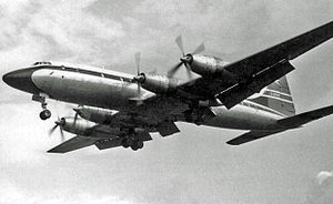 Matthew Slattery - Bristol Britannia - Slattery oversaw their production as Bristol Aircraft chairman and then their operation as BOAC chairman
