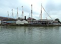 Bristol Harbour's most famous resident - geograph.org.uk - 2234688.jpg