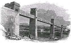 Puente Britannia