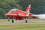 British Aerospace Hawk T.1 'XX245' (35579442536).jpg